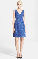 kate spade new york and39dawsonand39 cheetah print fit andamp flare dress at Nordstrom