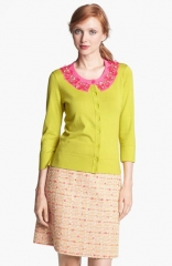 kate spade new york azalea embellished cardigan at Nordstrom