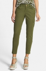 kate spade new york crop cargo pants at Nordstrom