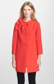 kate spade new york dorothy boxy coat at Nordstrom