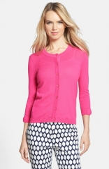 kate spade new york somerset cotton blend cardigan at Nordstrom