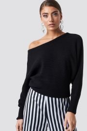 knitted sweater at NA-KD