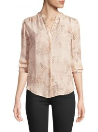 lagence bardot blouse at Saks Fifth Avenue