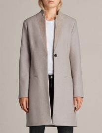 lani coat at All Saints