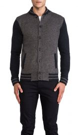 lifeafterdenim Alumni Cardigan in Heather Charcoal  REVOLVE at Revolve