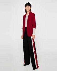 loose jacket at Zara