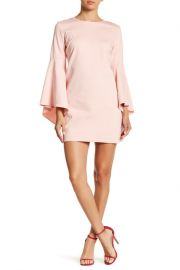 love ady Bell Sleeve Shift Dress at Nordstrom Rack