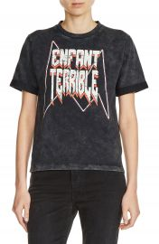 maje Enfant Terrible Graphic Tee at Nordstrom