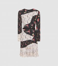 mara dress at Reiss