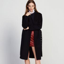 miki coat at Sandro