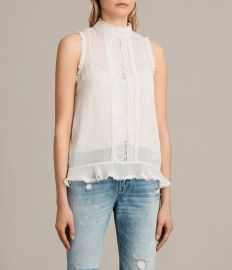 mina top at All Saints