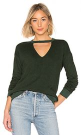 n philanthropy Pria Sweatshirt in Forest from Revolve com at Revolve