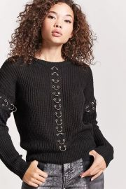 oring sweater at Forever 21