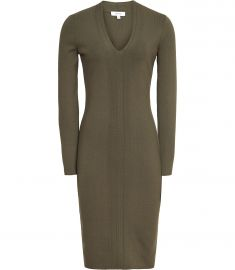 polly dress at Reiss