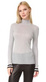 rag bone Priya Lurex Turtleneck at Shopbop