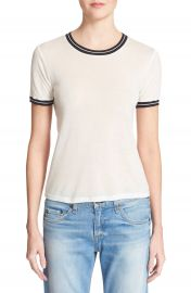 rag   bone  Stevie  Short Sleeve Jersey Tee at Nordstrom
