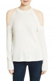 rag   bone JEAN Dana Cold Shoulder Sweater at Nordstrom