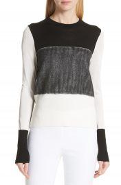 rag   bone Marissa Colorblock Sweater at Nordstrom