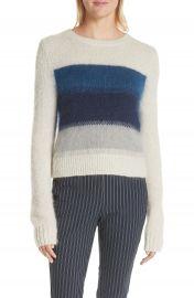 rag  amp  bone Holland Ombr   Stripe Sweater at Nordstrom