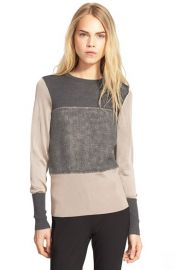 rag and bone Marissa Colorblock Sweater at Nordstrom