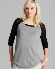 rag andamp boneJEAN Pullover - Lexie Color Block Raglan at Bloomingdales