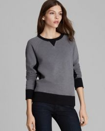 rag andamp boneJEAN Sweatshirt - The Basic Raglan French Terry at Bloomingdales