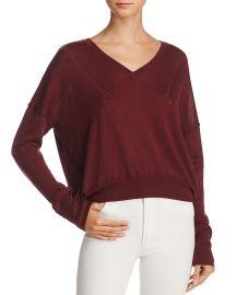 rag bone jean Bevan Drop-Shoulder Sweater at Bloomingdales