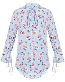 remi blouse  at Veronica Beard