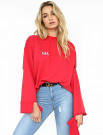 sofia jumper at I am Gia