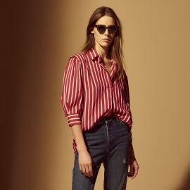striped top at Snadro