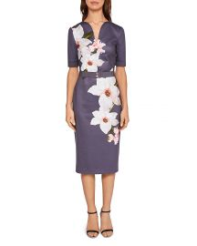 ted baker Bisslee Chatsworth Sheath Dress at Bloomingdales