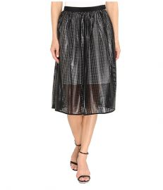 tibi Pavement Skirt at 6pm