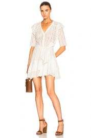 veronica beard sima dress at Forward