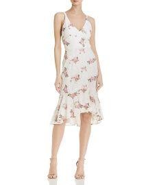 wayf Ferrara Lace Dress at Bloomingdales